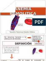 Anemia Hemolitica FINAL