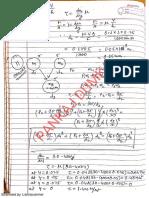chapter 1 fluid mechanics  ( by Som Biswas) solutions by Pankaj Dumka