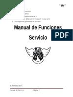 Manual de Servicio LA73