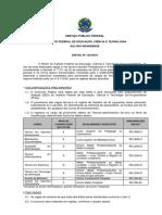 Edital 134-2016 - Regiões