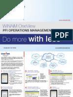 PFI Operations Management Brochure-WINAIM-OnEVIEW