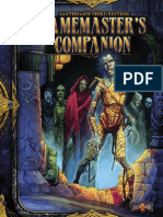 (ED3) Earthdawn Gamemaster's Companion