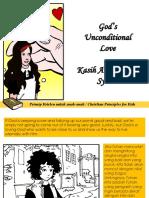 Kasih Allah Tanpa Syarat - God's Unconditional Love