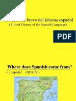 intro to spanish pdf