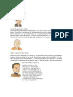 Folder - Metabolismo Urbano