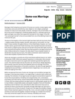 A Right to Marry_ Same-sex Marriage and Constitutional Law _ Dissent Magazine