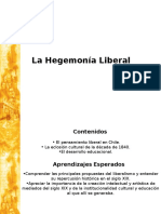 Clase Liberalismo en Chile