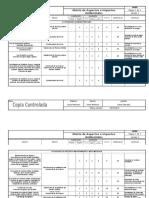 Matriz Aspectos e Impactos Ambientales(1)