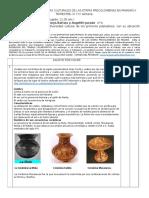 WEBQUEST N.1 (EVIDENCIA CULTURALES DE LAS ETAPAS PRECOLOMBINAS DE PANAMÁ 27/7/2016