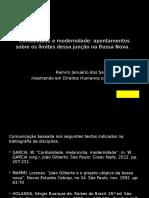 Comunicação Ramiro - Aula Prof. Walter Garcia