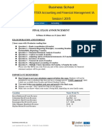 ACCT1501 2015S1 Final Exam Announcement (1)
