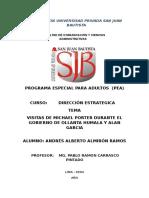 TRABAJO PEA 5°CICLO  PORTER.docx