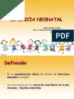Expo Ictericia Neonatal