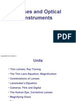 5. Refraction Through Lenses & Optical Instruments5 - Copy