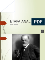 Etapa Anal- Sigmund Freud