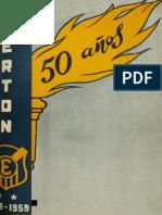 50 Años de Everton