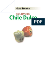 Chile Dulce