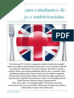 Inglês Para Nutricionistas