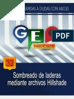 GF32. Mapas Sombras Hillshade