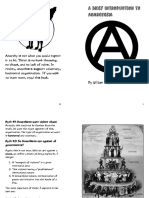 A Brief Introduction to Anarchism