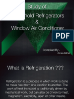 Science of Refrigerator and Air conditioners.pdf