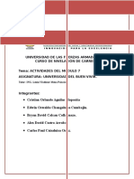 UNIVERSIDAD DE LAS FUERZAS ARMADAS  ESPE modulo 7 ubv.docx