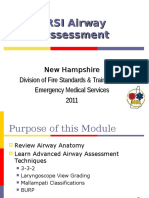 Rs i Airway Assessment