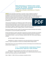 Proiect Tehnologie Roata Dintata