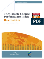 Climate Change Performance Index