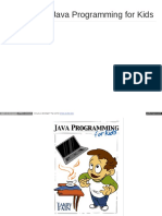 Java For Kids