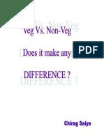 VegVs.non Veg