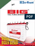 Su-Kam Tubular Battery
