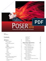 Poser Pro Reference Manual pdf | Rendering (Computer Graphics) | Shader