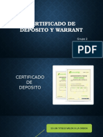 Certificado de Deposito y Warrant DIAPOS (1)