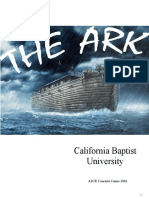 California Baptist University 2016 Design Paper