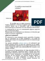 ¿Sabes cual es el conflicto emocional del colesterol_triglicéridos_ - BioEmocionate.pdf