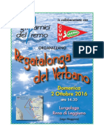Regatalonga Del Verbano 2016