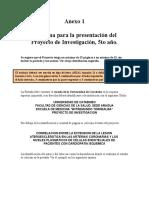 Formatos Para La Presentación de La Tesis en 5 to Año Medicina 2015 2016 (1)