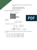 Ejercicio de La Ecuacion de Bernoulli