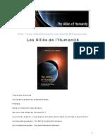 Les Alliés de L-Humanite-Introduction