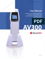 AV300UserManual En