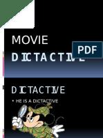 Dict Active