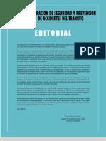 Copresat Publica en Chile las 13 Reglas Basicas de Seguridad Vial para Peatones en Chile