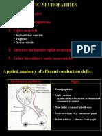 57Optic Neuropathies