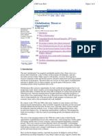 (IMF) Globalizacion Amenaza u ad