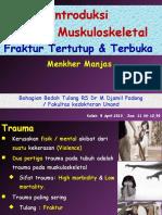 14 Intr Trauma Fraktur 8 April 2013