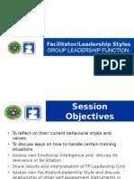 Module 3 Facilitator Leadership Styles ppt.ppt