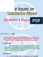 Substance Abuse (Alcoholism & Drug Addiction)