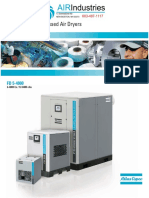 Atlas Copco FD Dryers