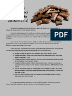 Cele mai nocive marci de ciocolata din Romania